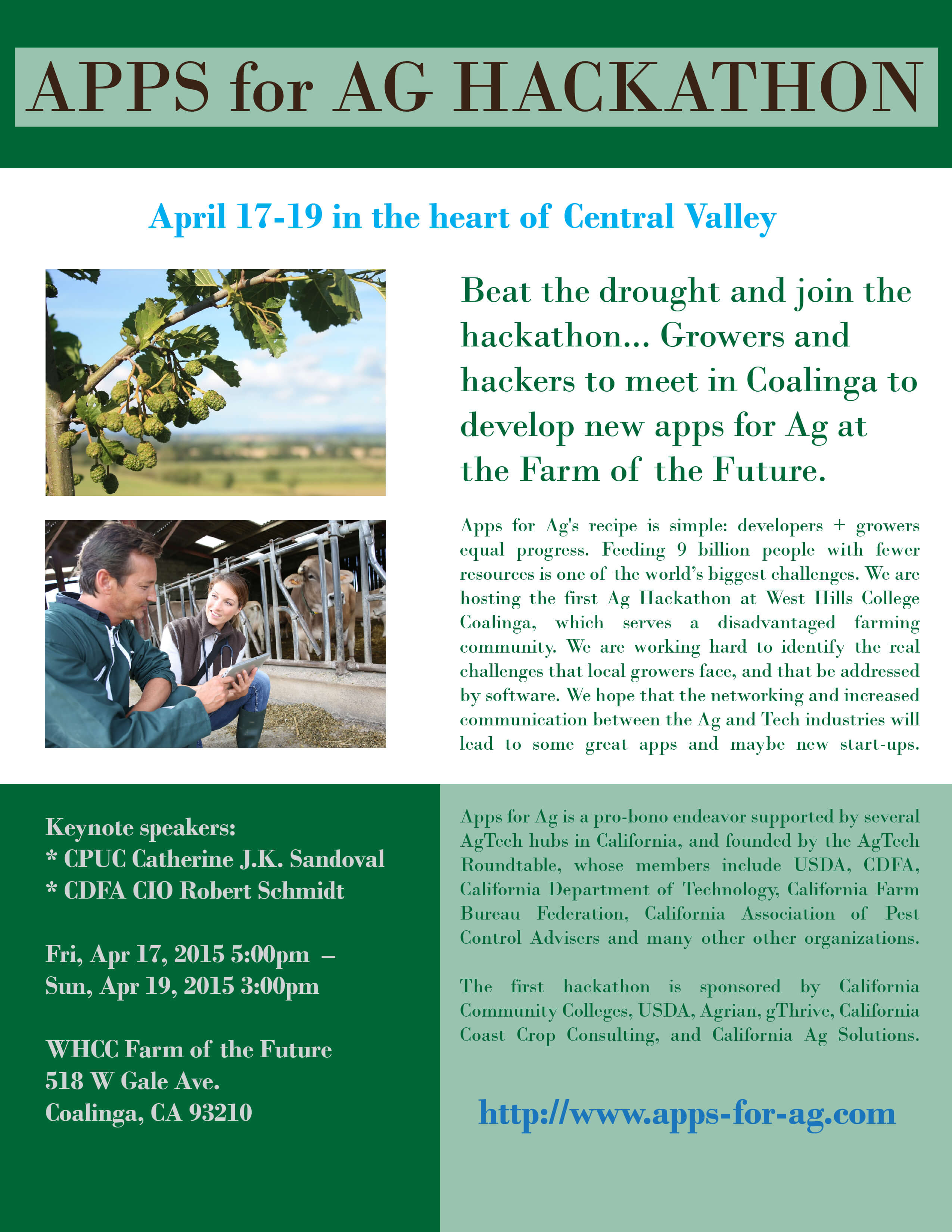 Apps For Ag | West Hills College Coalinga